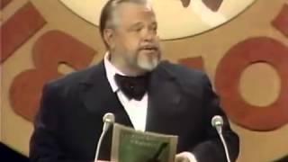 Orson Welles on Dean Martin