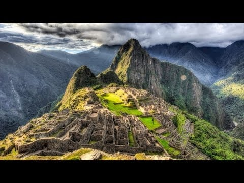 Video: Machu Picchu in 4K!
