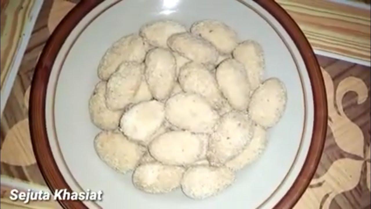 Resep Dan Cara Membuat Kue Kering Kacang Bimoli Yang Enak