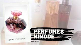 Meus TOP 5 perfumes da Hinode