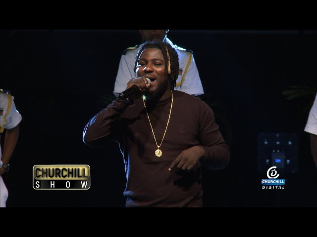 Nviiri Performs Live On ChurchillShow (Machakos Edition)