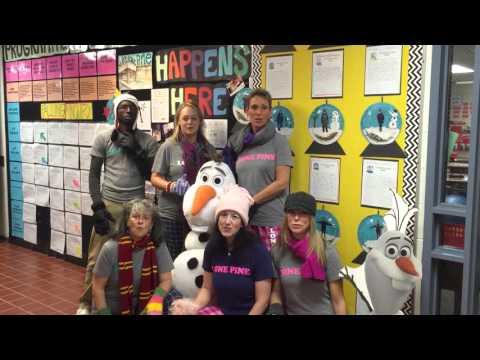 Bloomfield Hills Schools - Happy Snow Day!