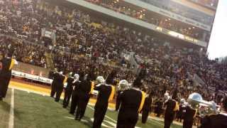 Appalachian State University Marching Mountaineers Tuba Cam