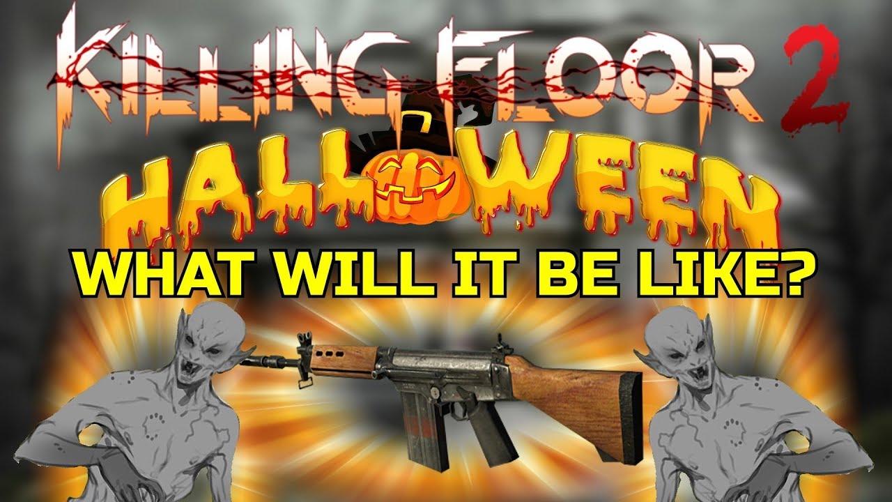 how to get halloween tickets killing floor