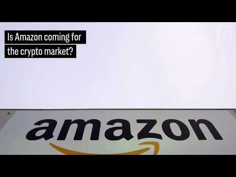 Amazon Just Bought Cryptocurrencies Domain Names. Its About To Go Down!
