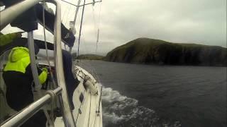 Sailing Kristiansund - Kirkwall