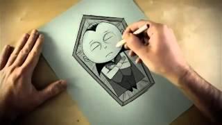 Самый короткий фильм ужасов flv   YouTube