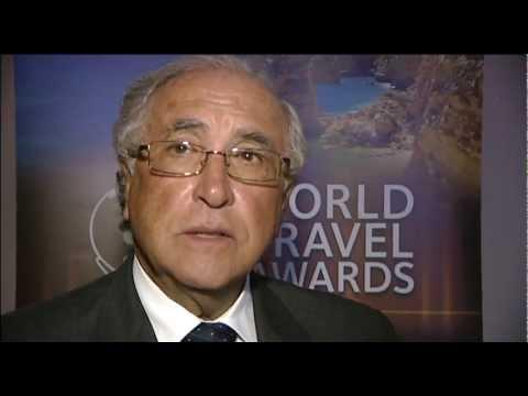 Antonio Pina, president, Algarve Tourism Board