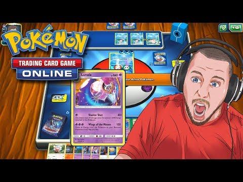 POKEMON Trading Card Game Online Gameplay PART 1