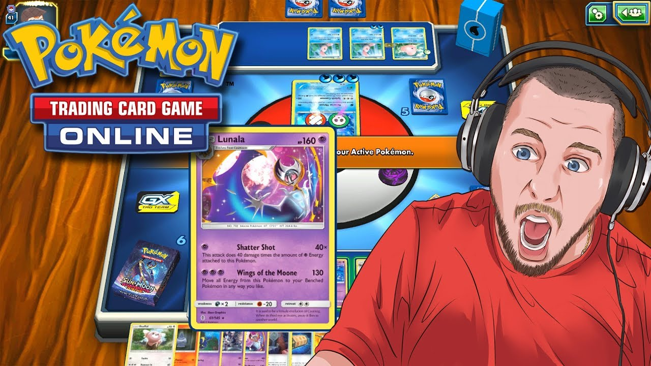 Pokemon Trading Card Game Online Gameplay Part 1 Youtube
