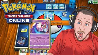POKEMON Trading Card Game Online Gameplay PART 1