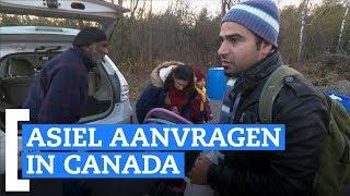 Canada zoekt zelf zijn asielzoekers uit