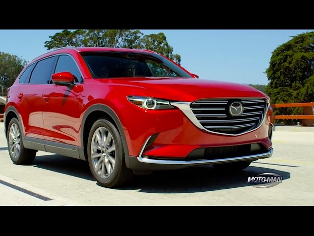2016 Mazda Cx 9 Engineering Review W Mazda Engineer Dave Coleman 3 Of 3