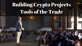 Crypto Tools of the Trade with IDEX, Ledger, AirSwap, Gnosis and Paradex