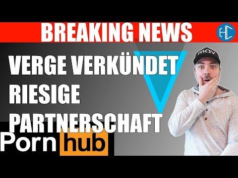 Verge verkündet riesige Partnerschaft | HODLCORE deutsch Kryptowährung