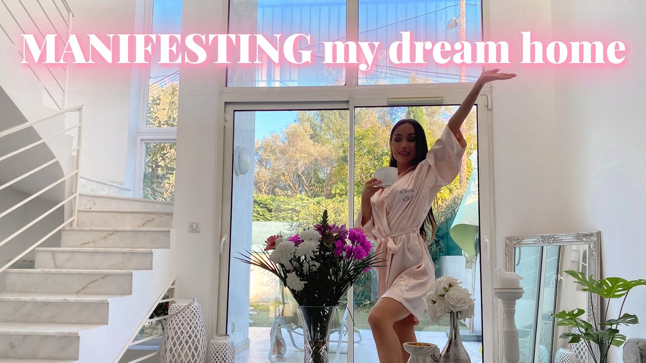 Download HOW I MANIFESTED MY DREAM HOME - Vision boards & more!