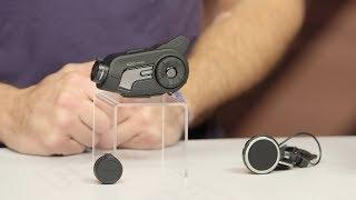 Sena 10C Pro Bluetooth Headset and Camera Review