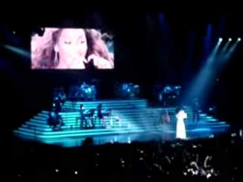 Beyoncé- Dangerously In Love/He Loves Me/Flaws And All live in Madrid