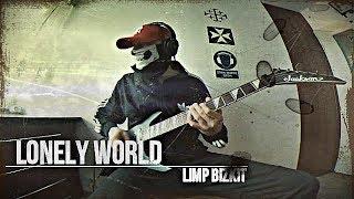 Скачать Limp Bizkit Lonely World Guitar Cover