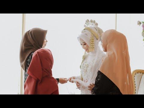 Sholawat Ya Asyiqol Musthofa Clip The Wedding Of Munir Mia