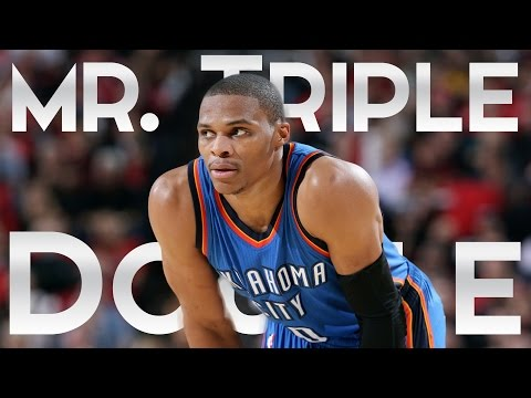 Russell Westbrook ᴴᴰ | Mr.Triple-Double | 2015 Mix