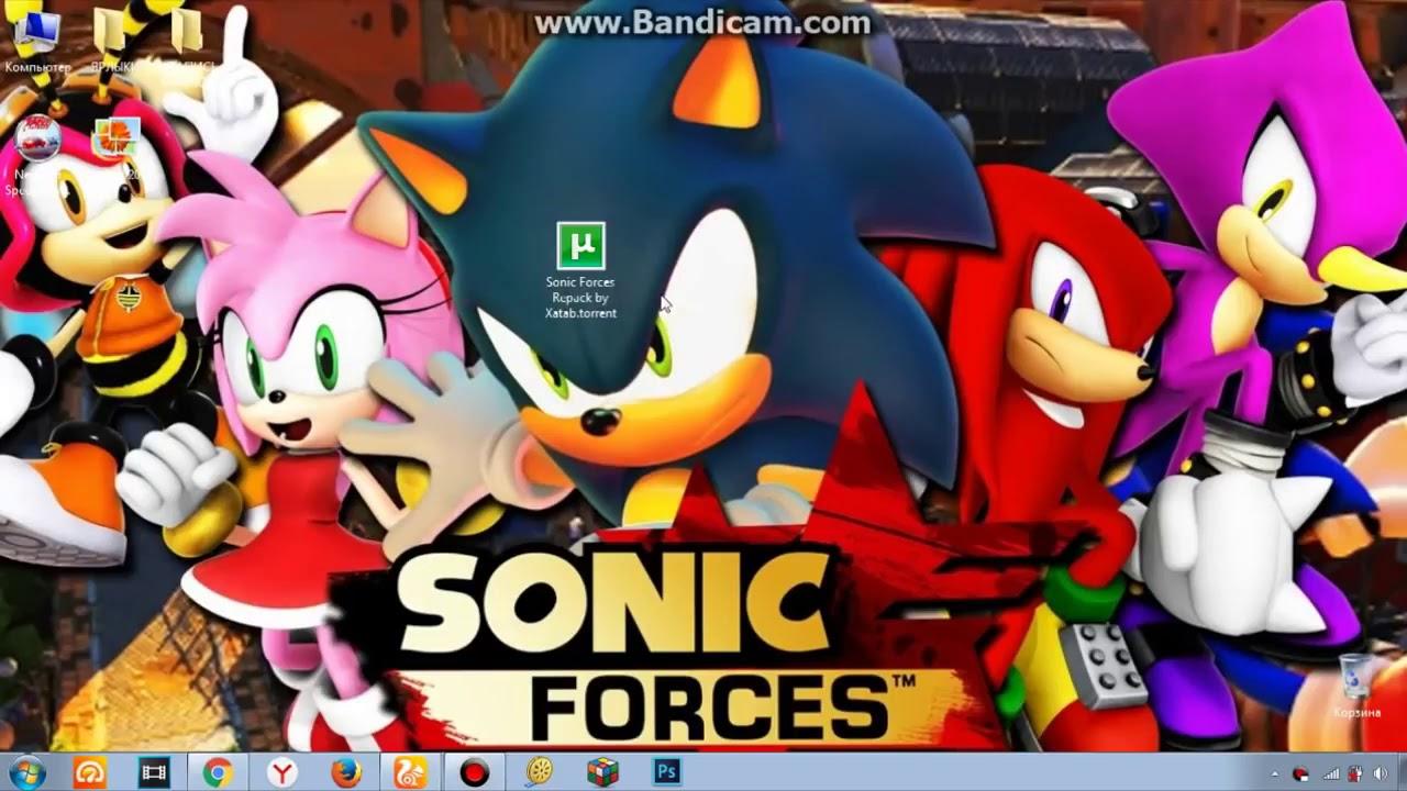 Sonic project 3 на русском