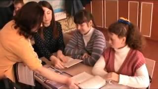 Урок української літератури в інклюзивному 9 класі