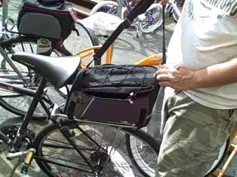 Sunlite Top Loader Rear Bicycle Rack
