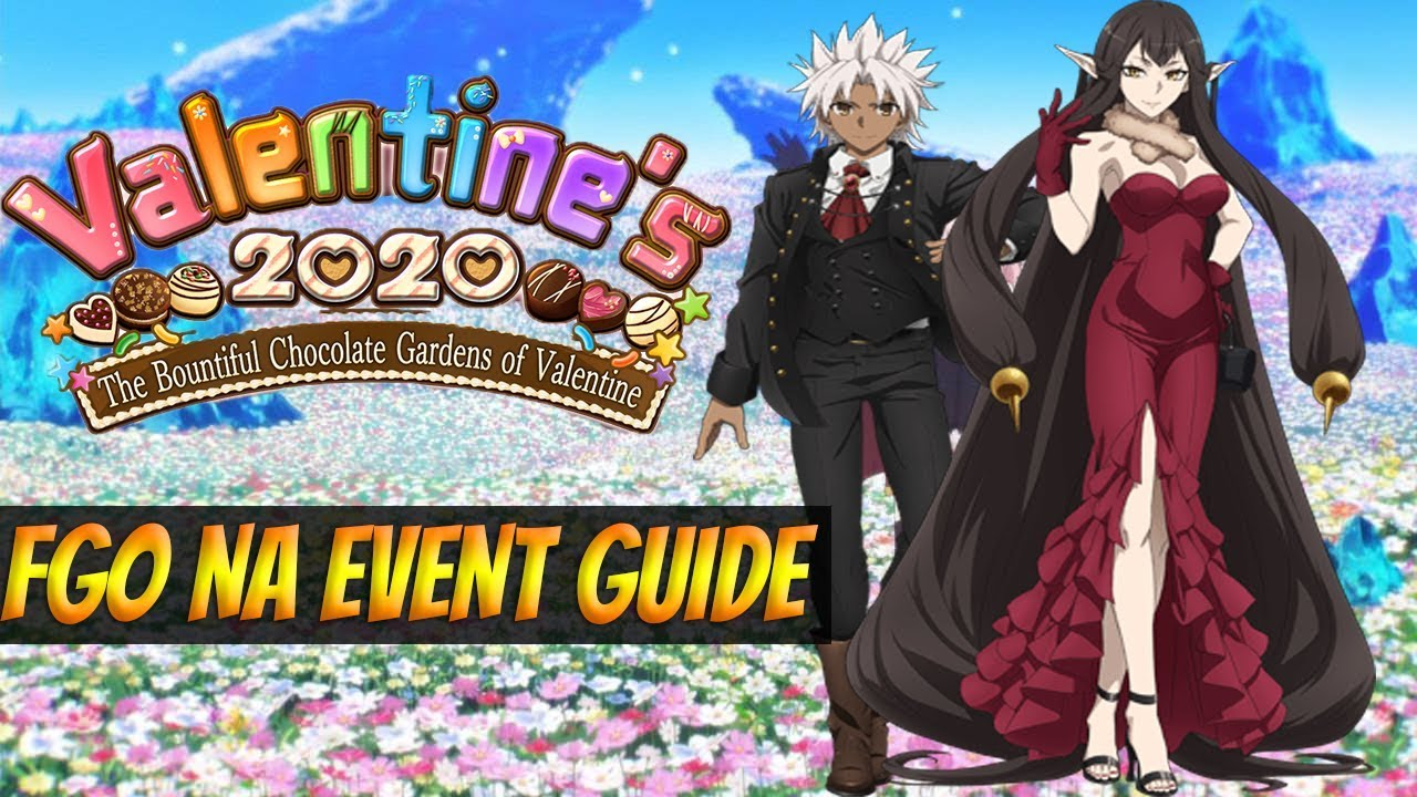 Fgo Christmas 2020 Guide Fate Grand Order NA Valentines 2020 COMPLETE Guide, Tips