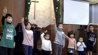 横浜戸塚バプテスト教会「Very Merry Christmas!」2010.12.26.日