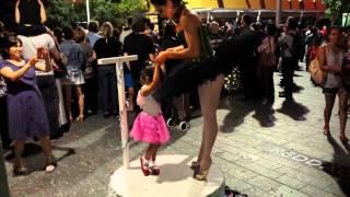 Amelia Ballet dancing in Brisbane