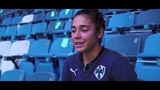 La Jornada 12 se jugará en Tijuana y las Rayadas están listas para el compromiso. Aquí nos platica Monica Flores de como se encuentra el equipo y ella en su recuperación.