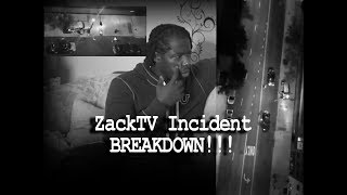 Zack Stoner of ZackTV - scene BREAKDOWN