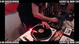 SAPeT Dj 100% Vinyl   Early Hardcore   DCFM - 9-5-18
