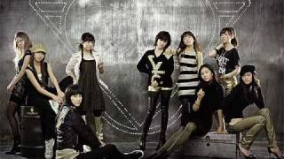 SNSD - HAHAHA (Instrumental) with lyrics