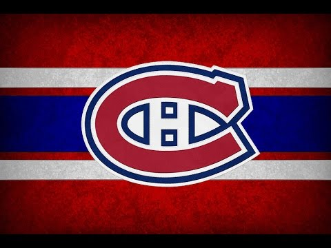 How To Draw The Montreal Canadiens Logo Youtube