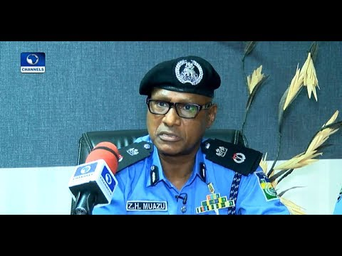 Lagos Police CP Resumes, Talks Tough Against Criminals |State Of The Nation|