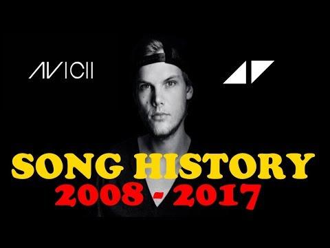 Avicii  Song History 2008  2017  Greatest Hits  ChartExpress