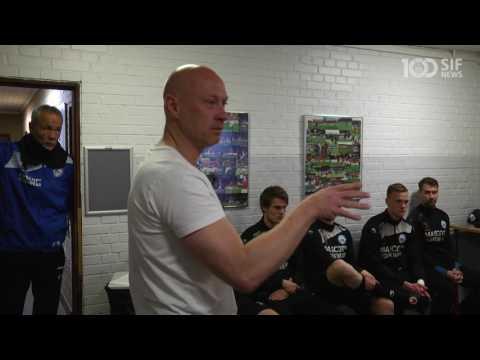 Se Peter Sørensen evaluere AGF-kampen