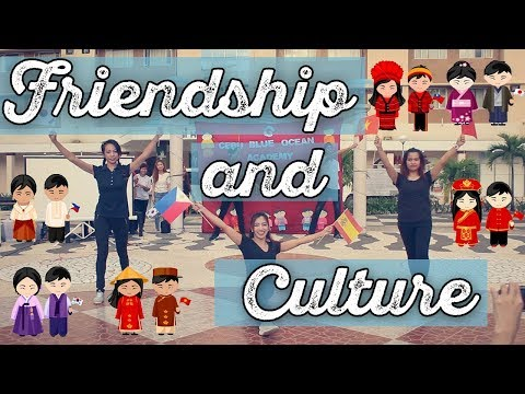 [Study English in the Philippines] 2017 CBOA International Friendship Night