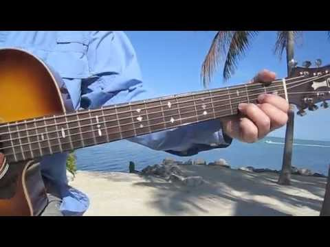 How To Play Margaritaville By Jimmy Buffett Youtube