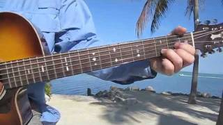 How to Play Margaritaville by Jimmy Buffett