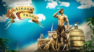 Adventures Of Robinson Crusoe: Chapter 1 (The Wrecked Ship)