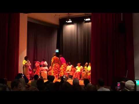 Musik aus Togo - Musique du Togo - Agbadja von Seraphin Ministry 2