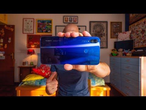 €299 di POTENZA! Huawei P smart+ unboxing