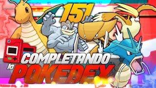 🔴¡COMPLETAMOS LA POKÉDEX en DIRECTO! 🔴- Pokémon Lets GO Pikachu / Eevee