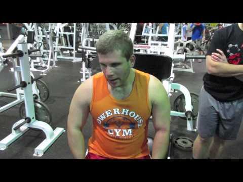 Jason Genova trains legs at World Gym with Ian McCarthy, RZFitness, Josh Vogel, and more! (Part 1/2)