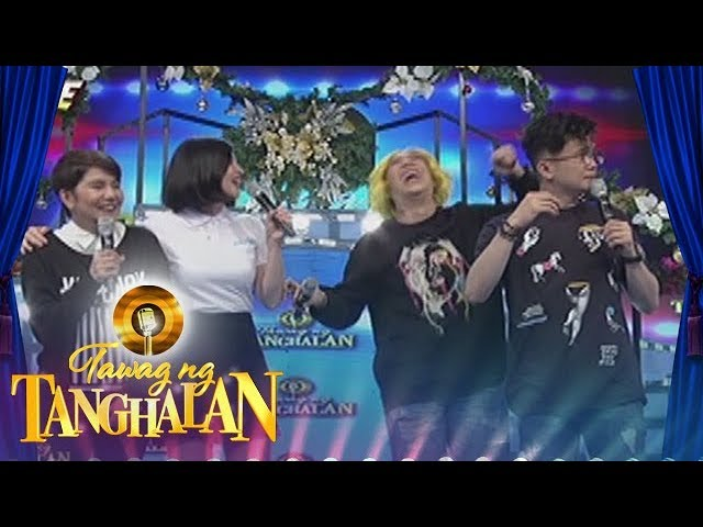Tawag ng Tanghalan: Vice Ganda notices something on Vhong Navarro's hair