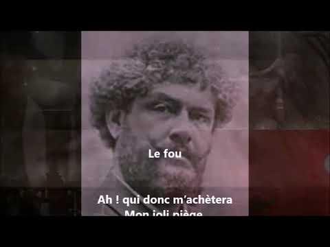 La chanson des gueux - Jean Richepin lu par Yvon Jean