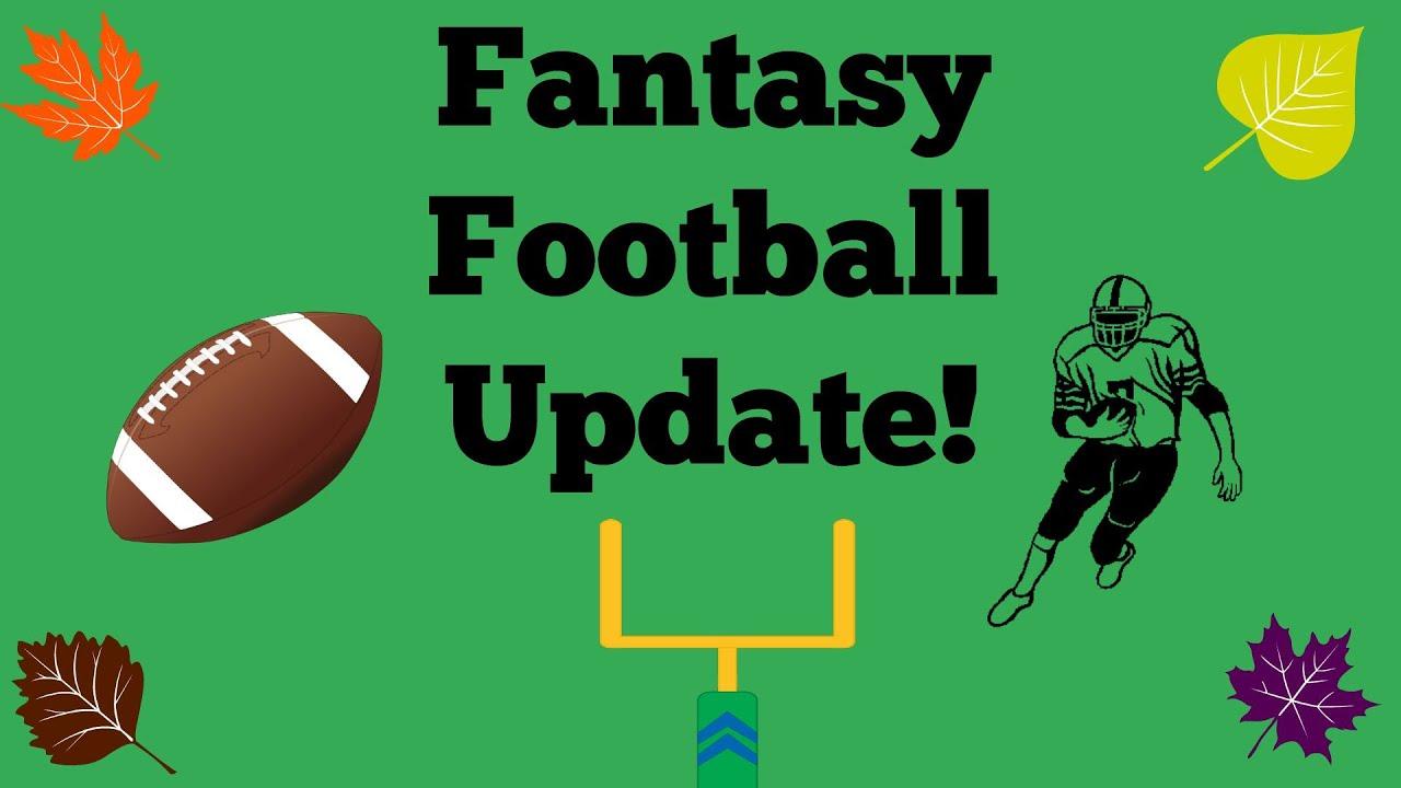 Fantasy football draft date